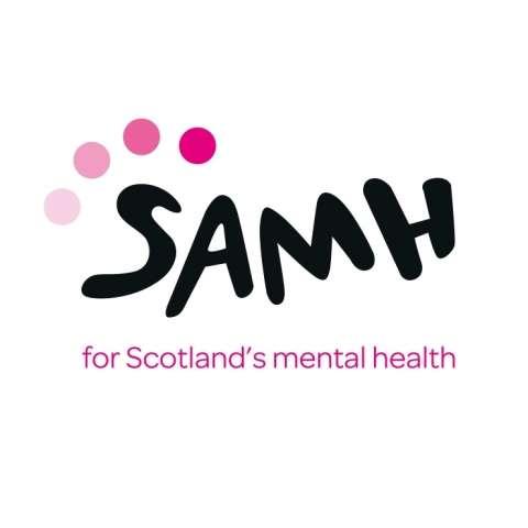Image result for Scottish Association for Mental Health (SAMH)